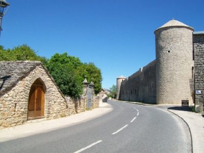 REMPARTS - Courtine Nord