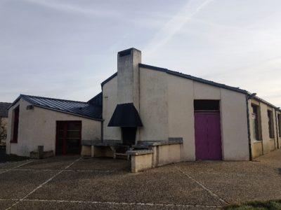 Salle des fêtes de Séverac l'Eglise