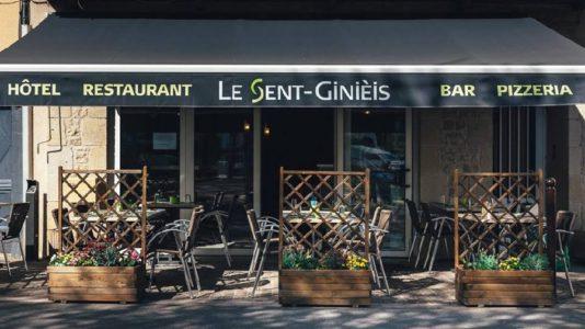 Restaurant Le Sent Ginièis (groupes)