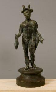 Statuette en bronze, Mercure