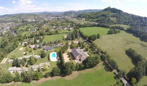 """Village de Vacances """"Aux Portes des Monts d'Aubrac"""" (groupe)"""