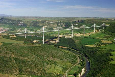 Grand site du Viaduc de Millau