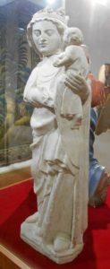 Conques - Musée Joseph-Fau - statuaire Renaissance