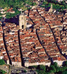 CENTRE ANCIEN - BASTIDE DE VILLEFRANCHE DE ROUERGUE