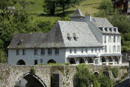 Vue du Pont - HOTEL LA RIVIERE
