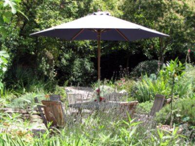 Le jardin de La Mothe (groupes)