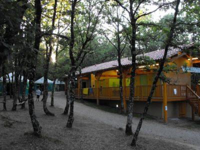 Le Hameau de Moulès (groupes) : sanitaires