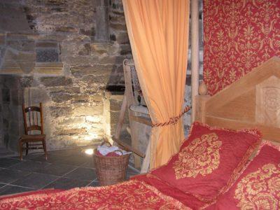 Pièce dans le Château de Valon