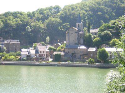 Le village de Lincou