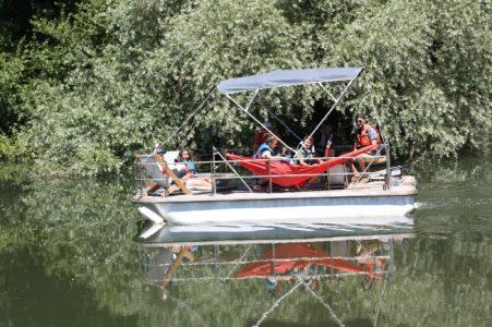 O'Paddle d'Olt : canoë, kayak, Stan Up Paddle, bateaux électro-solaires, vélos électriques (groupes)