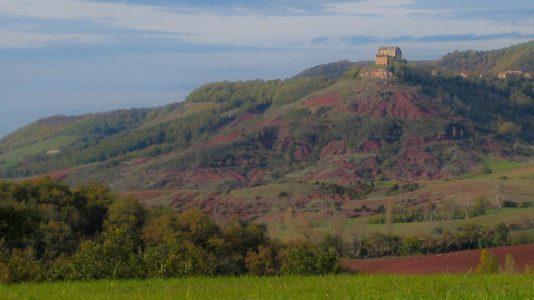 château et son environnement