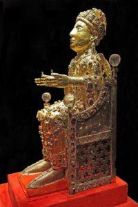 Trésor de Conques - Majesté de sainte Foy - Visite gudiée