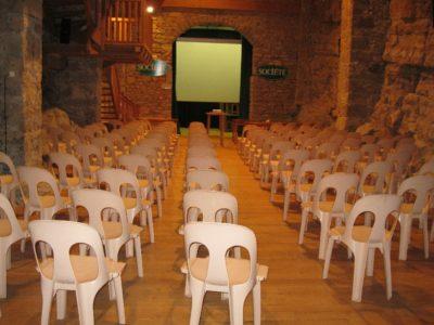 Salle de réunions - Caves Marcorelles Roquefort SOCIETE