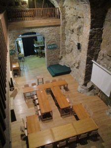 Salle de réunions - Cave Marcorelles Roquefort SOCIETE