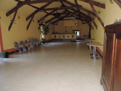 Moulin de Cavaillac Salle de réception