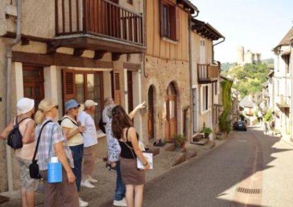 Visites Guidées de Najac (groupes)