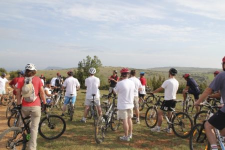 Rando VTT dans le Parc Naturel Régional des Grands Causses