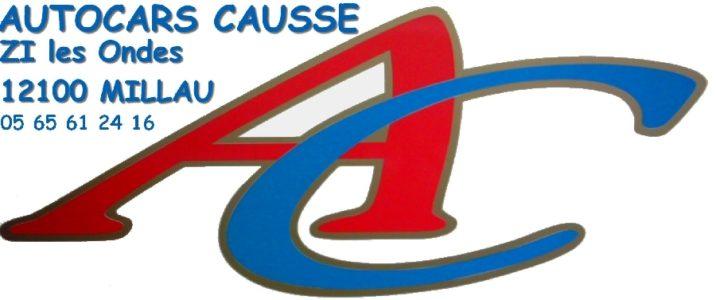 Autocars Causse (groupes)