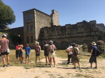 Visite guidée du Château de Sévérac (groupes)